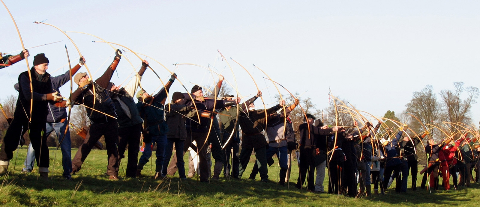 LONGBOW ARCHERS