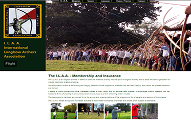 ILAA Website